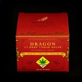 1:1 Dragon Deep Tissue Salve