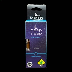 Deep Sleep Vape Cartridge