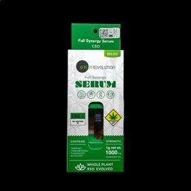 CBD+ 13:1 Relief Serum RSO