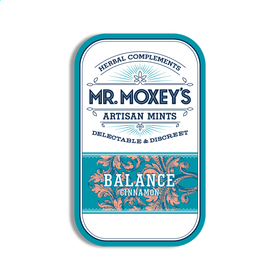 CBD 1:1 Balance Cinnamon Mints