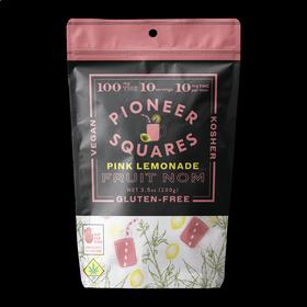 Pink Lemonade Pioneer Squares