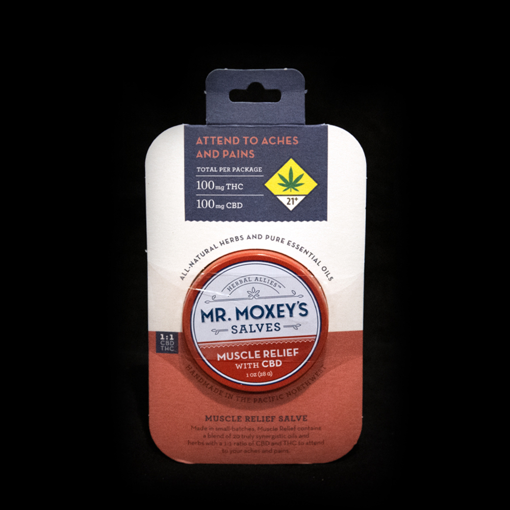 Cbd 1 1 moxey muscle relief
