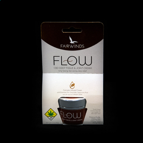 CBD 10:1 Flow Cream (1.1oz)
