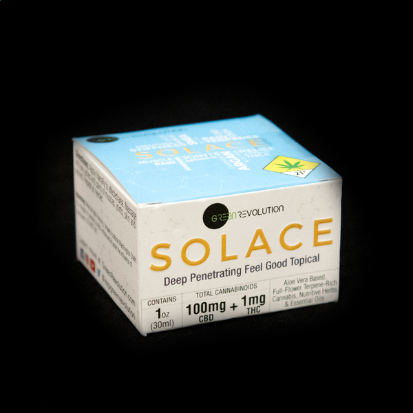 Solace topical cream   1oz