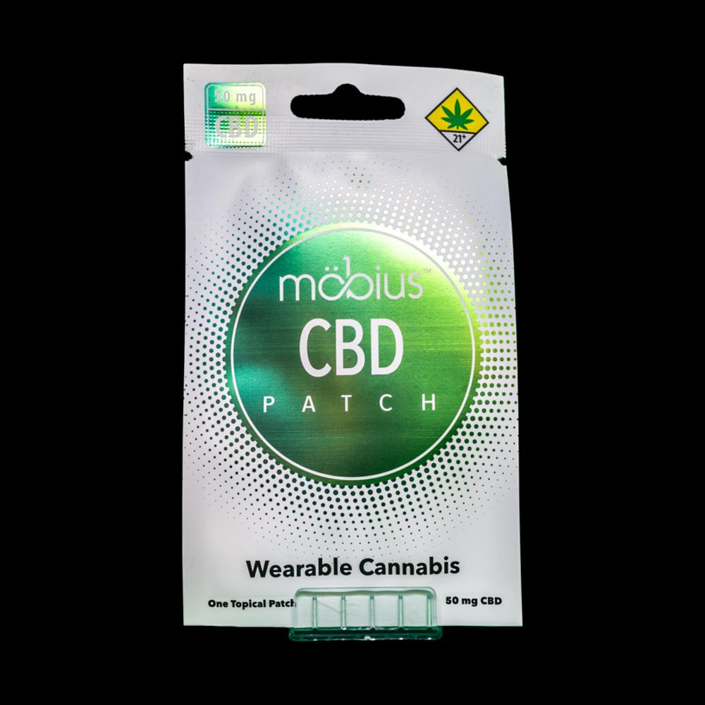 Cbd mobius patch