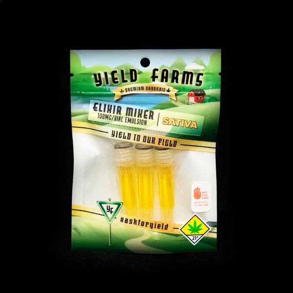 Elixir mixer sativa