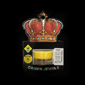 Golden Lemons Crown Jewels