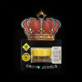 Cotton Candy Crown Jewels