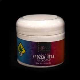 1:1 Frozen Heat Topical