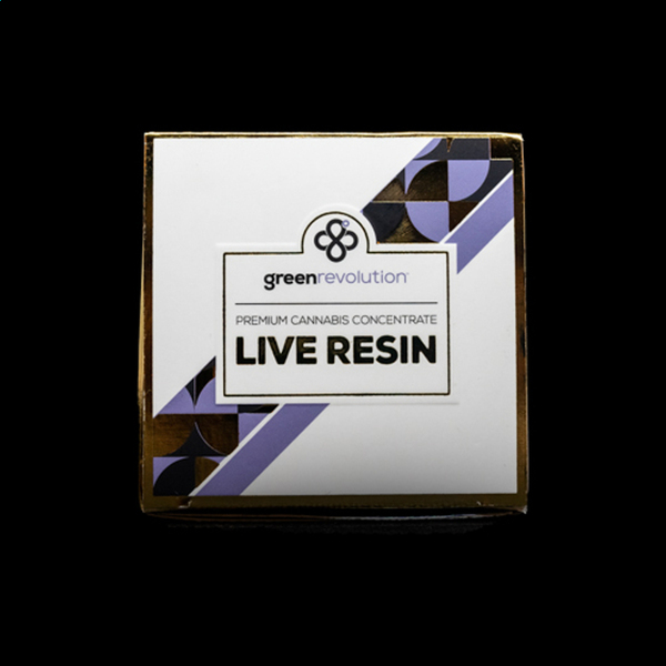 Chill live resin  by green revolution