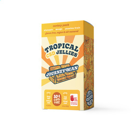 CBD 30:1 Tropical Jellies Variety Pack
