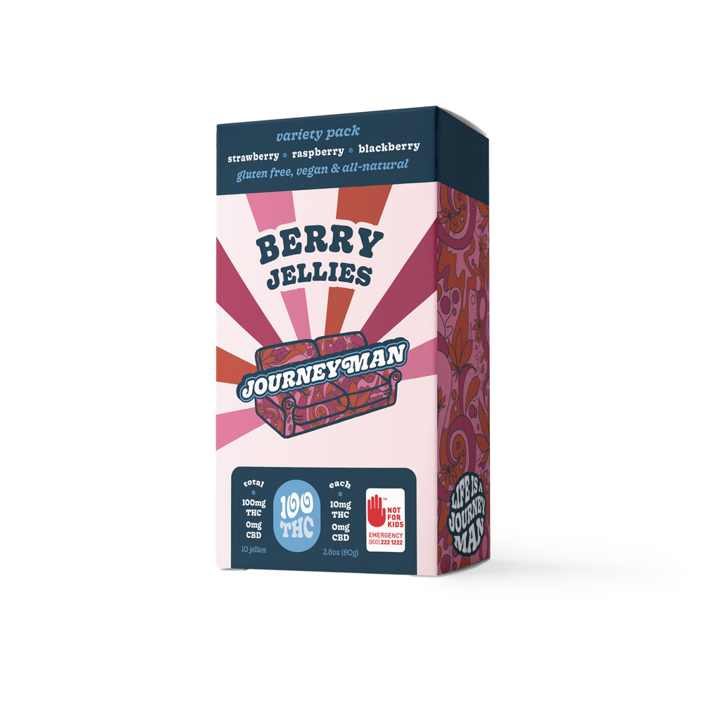 Journeyman berry jellies thc