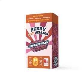 CBD 1:1 Berry Jellies Variety Pack