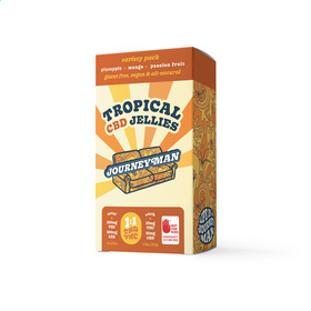 CBD 1:1 Tropical Jellies Variety Pack