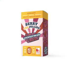 CBD 30:1 Berry Jellies Variety Pack