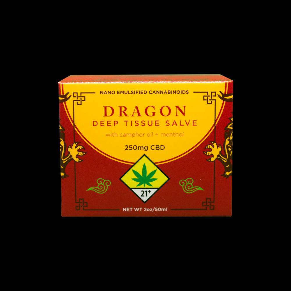 Cbd super dragon balm