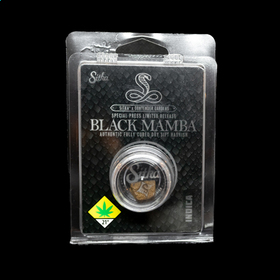 Black Mamba Hashish