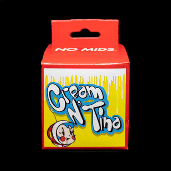 Cream n' tina hash rosin  by no mids