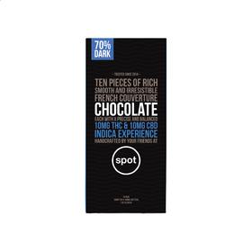 CBD 1:1 Vacation Blend Dark Chocolate