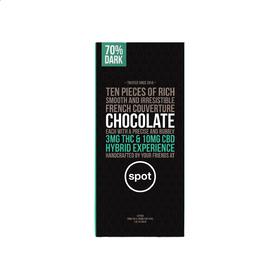 CBD 10:3 Levity Blend Dark Chocolate