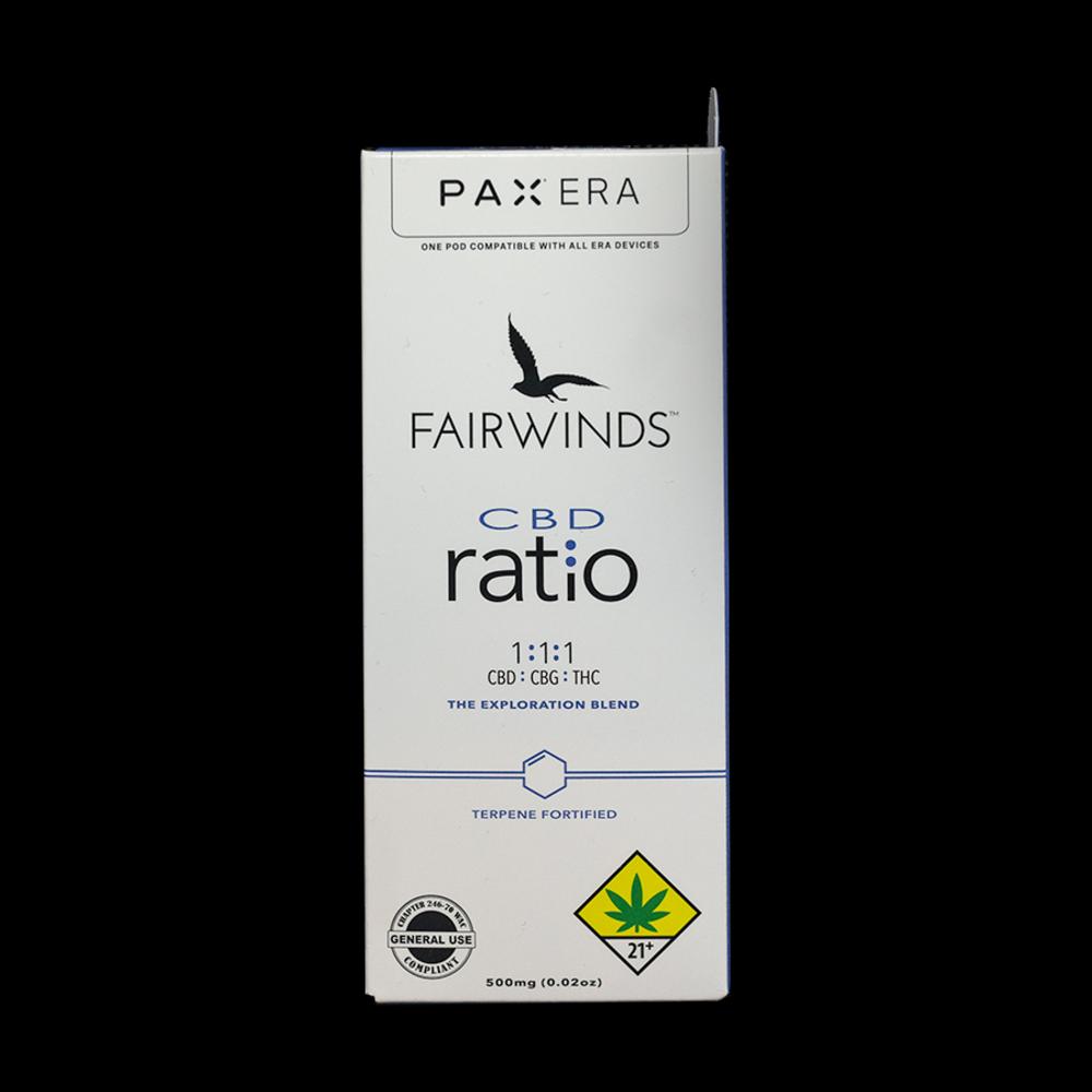 Fairwinds 1 1 1 pax
