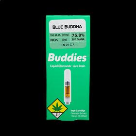 Blue Buddha Live Resin Cartridge