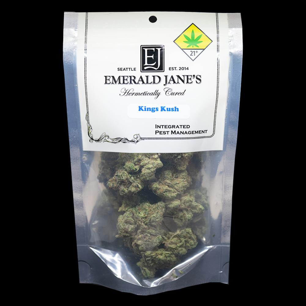 Emerald janes kings kush zip