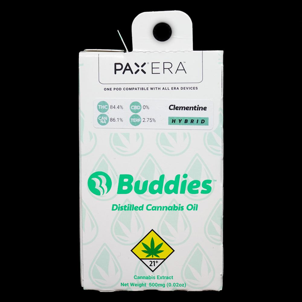 Buddies clementine pax
