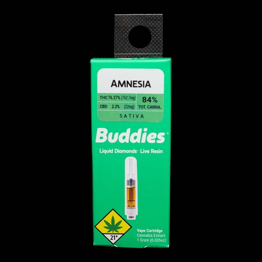 Buddies amnesia cart