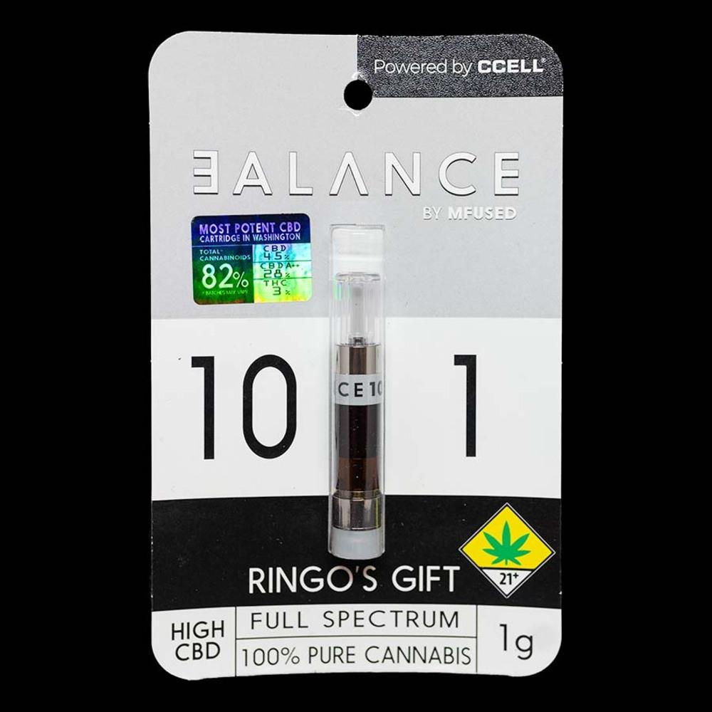 Mfused ringos gift