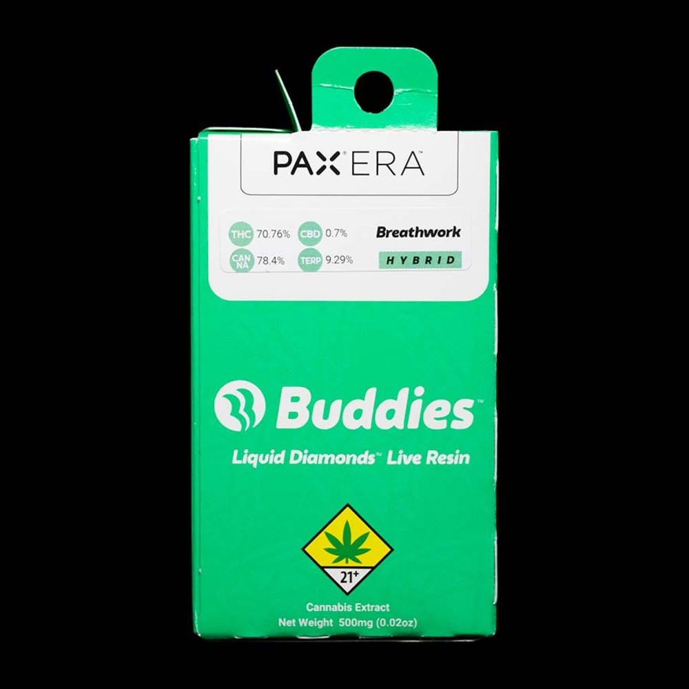 Buddies breathwork pax