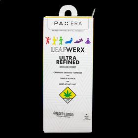 Golden Lemon Ultra Refined Distillate PAX Pod