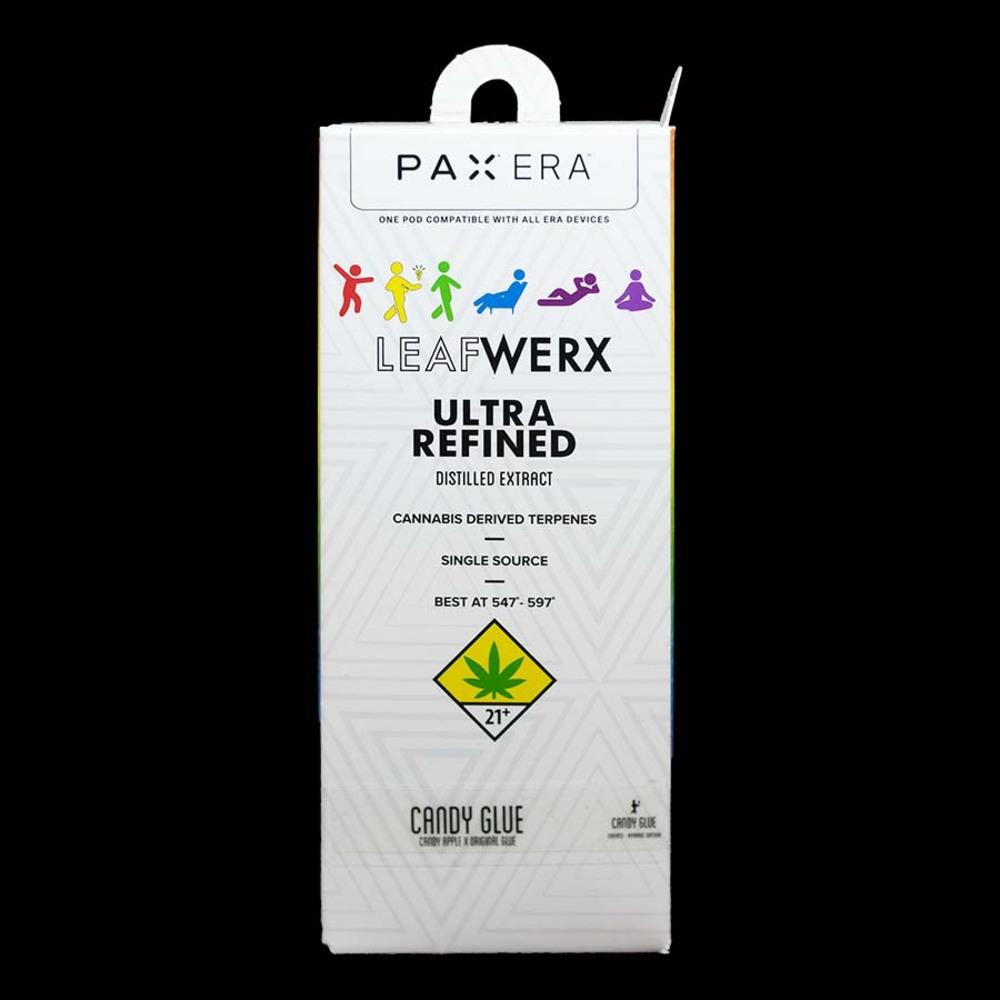 Leafwerx candy glue ultra refined