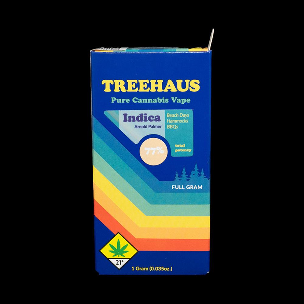Treehaus arnold palmer