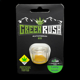 Family Jewels Live Resin Terp Sugar