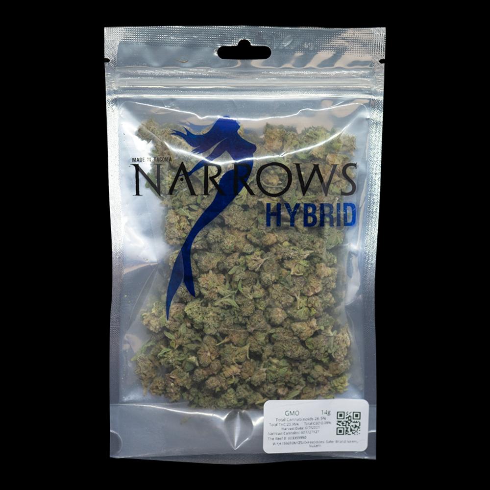 Narrows gmo small buds